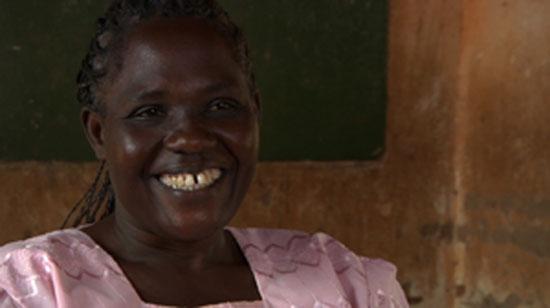 Mrs. Edith Sikelo William Kamkwamba's Community Librarian
