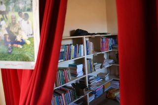 Wimbe Community Lending Library pic 2 (not as good)