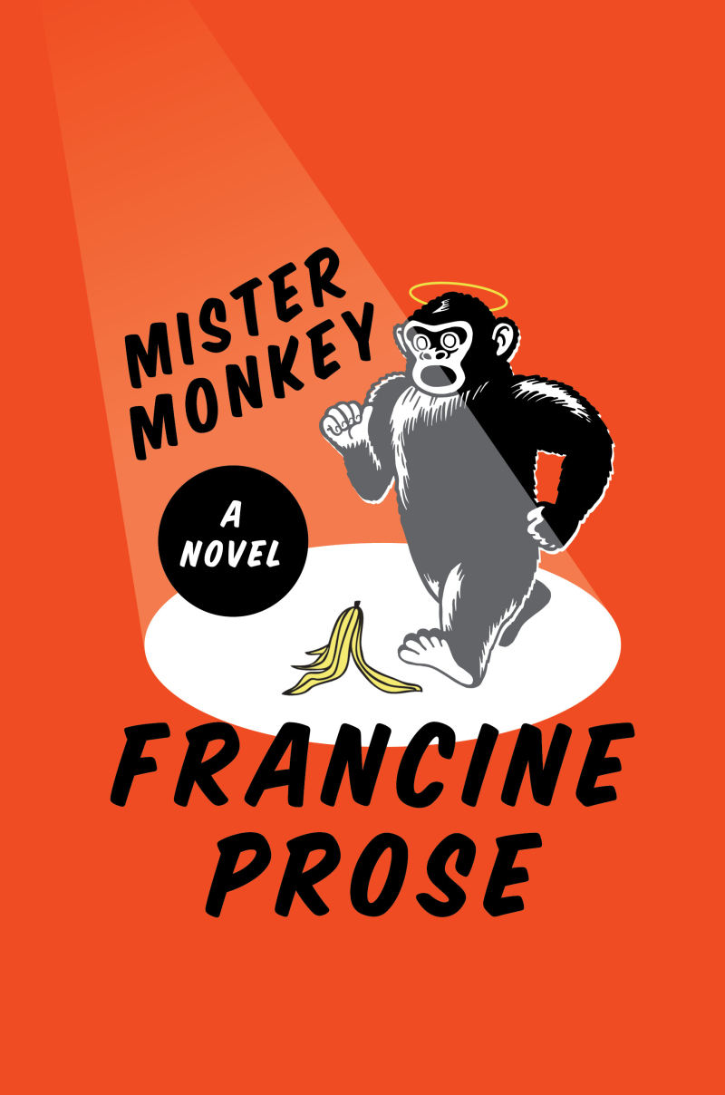 Mister Monkey hc c