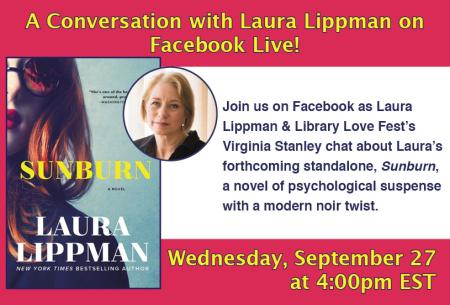 Lippman fb live