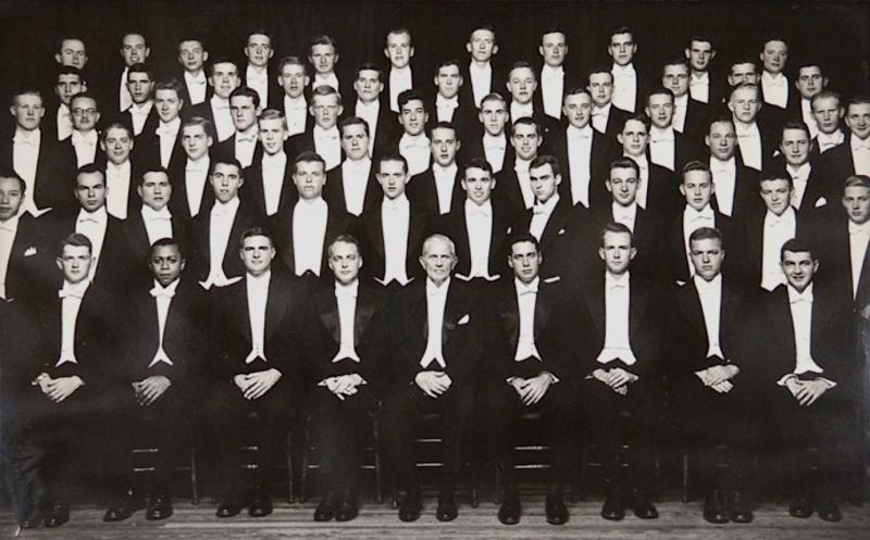 Yale Glee Club 1953