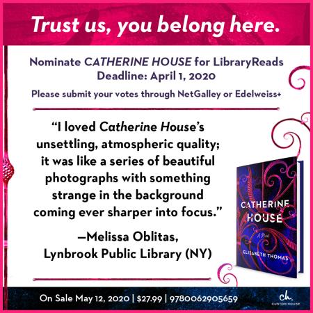 CatherineHouseLibraryReadsCard